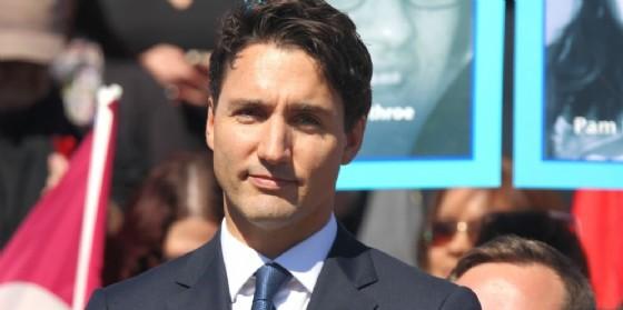 Il premier canadese Justin Trudeau.