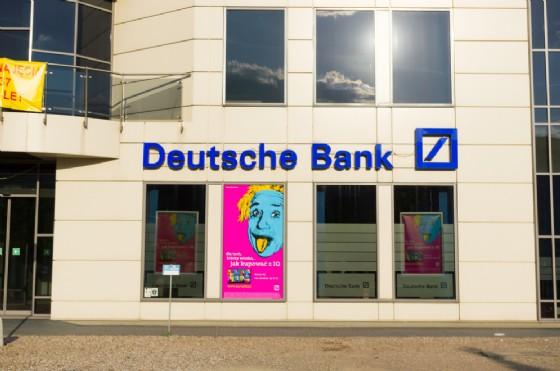 Deutsche Bank, maxi patteggiamento in Usa e Regno Unito