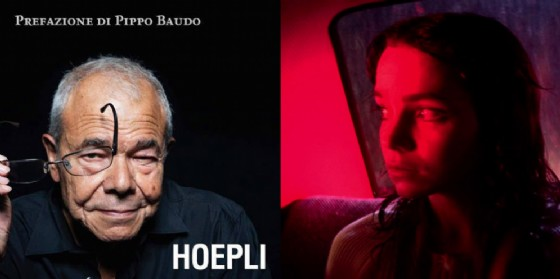 Un nuovo mese prende 'il via' ed ecco alcuni eventi in programma (© Hoepli a sinistra | Visionario a destra)