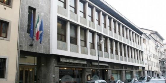 L'ex sede della Regione in via San Francesco (© Diaro di Udine)