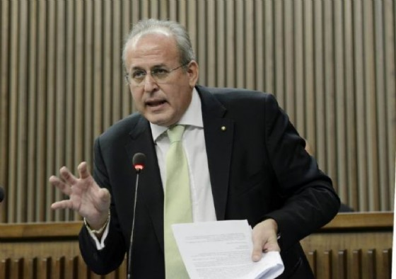 Rodolfo Ziberna (© Regione Friuli Venezia Giulia)