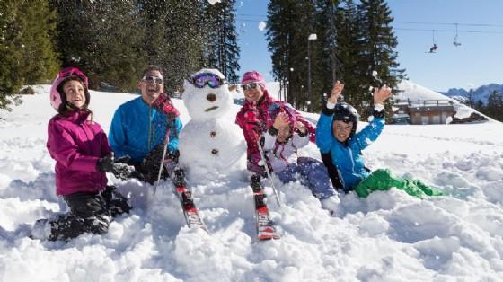 Sorgerà uno snow park sullo Zoncolan (© Turismo Fvg)