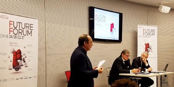 La presentazione dell'iniziativa a Udine