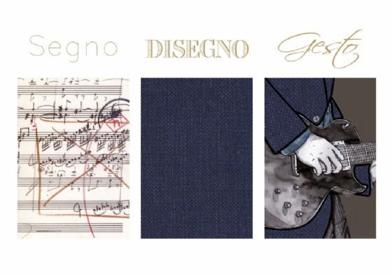 Segno, disegno e gesto, il concept della nuova collezione Barberis Canonico