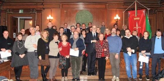 50 riconoscimenti dal Comune per le aziende che hanno dato lavoro a persone con difficoltà (© comune Pordenone)