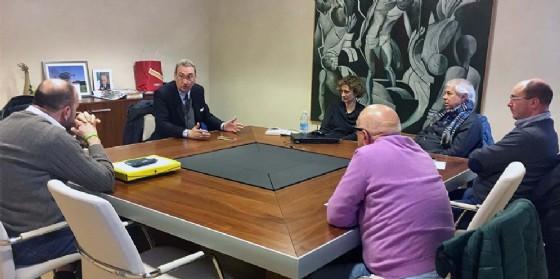 L'incontro a cui ha partecipato il vicepresidente Bolzonello (© Regione Friuli Venezia Giulia)