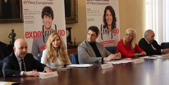 La presentazione di Expomego (© Udine e Gorizia Fiere)