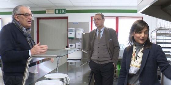La visita di Serracchiani e Bolzonello alla Atis (© Regione Friuli Venezia Giulia)