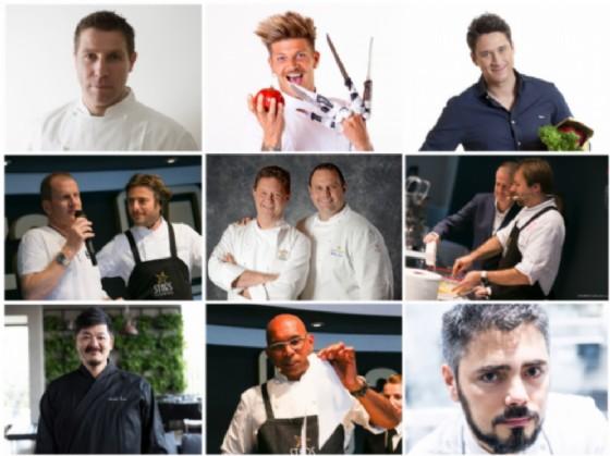 """Stars Cooking 2017, evento nell'evento a """"Cucinare"""" (© Diario di Pordenone)"""
