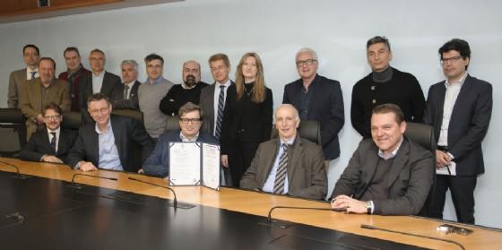 Lo staff 'certificato' di Autovie Venete (© Autovie Venete)