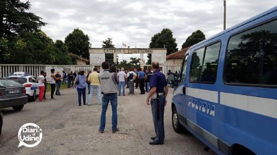 La proposta di Novelli per il controllo della Cavarzerani (© Diario di Udine)