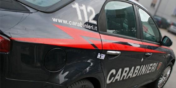 Intervento dei carabinieri nel Tarcentino (© Diario di Udine)