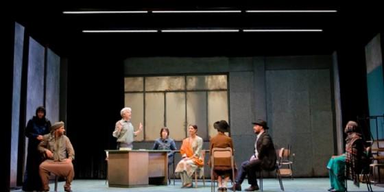 'L'ora di ricevimento' arriva prima a Udine poi a Pordenone (© Teatro Giovanni da Udine)