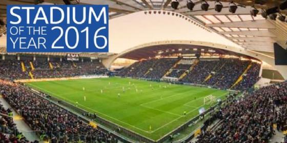 Lo stadio Friuli (© Diario di Udine)