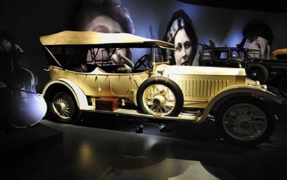 Tappa iniziale del tour sarà ovviamente il MAUTO, Museo dell'Automobile