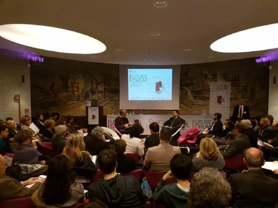 L'incontro inaugurale del Future Forum (© Cciaa Udine)