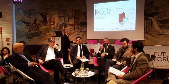 Uno degli incontri del Future Forum
