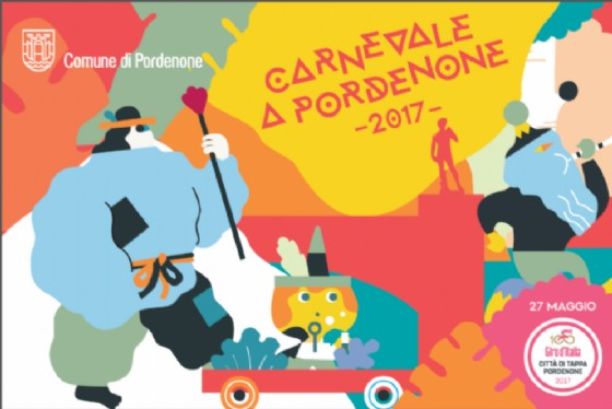 Carnevale, sabato carri mascherati e pista di pattinaggio (© Comune di Pordenone)