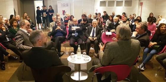 Uno degli incontri del Future Forum (© Cciaa Udine)