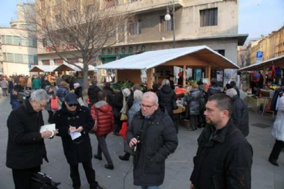 Raddoppiano i lavori al mercato coperto di via Carducci (© Comune di Trieste)