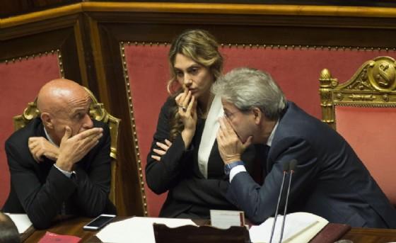 La ministra per le Riforme Marianna Madia (© ANSA, PHOTO, TOEPA)