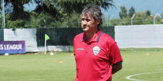 Amedeo Cassia, mister del Tavagnacco (© Upc Tavagnacco)
