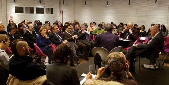 Uno degli appuntamenti del Future Forum (© Cciaa Udine)
