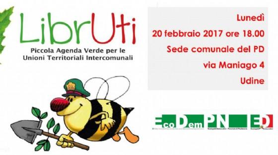 LibrUti: presentazione dell'Agenda Verde (© Pd Udine)