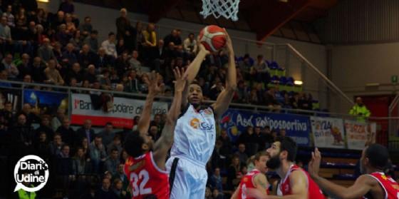 13 punti per Okoye (© Diario di Udine)