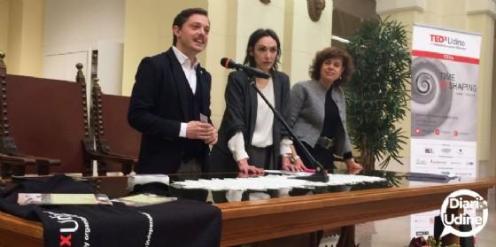 La presentazione dell'iniziativa (© Diario di Udine)