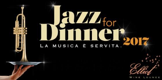 Elliot Jazz for Dinner al via la seconda edizione (© Elliot Jazz)