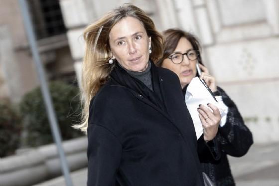 Stefania Prestigiacomo, deputata siciliana di Forza Italia intervistata da Libero, ha chiesto unità nel centrodestra (© ANSA / GIUSEPPE LAMI)
