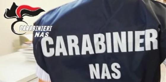 Controlli dei carabinieri del Nas (© Carabinieri)