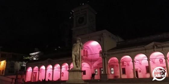 """""""M'illumino di meno"""", a Udine luci spente in Castello (© Diario di Udine)"""