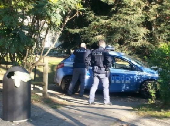 Polizia di Stato agli Zumaglini