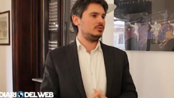 Daniele Scalea, direttore generale dell'IsAG