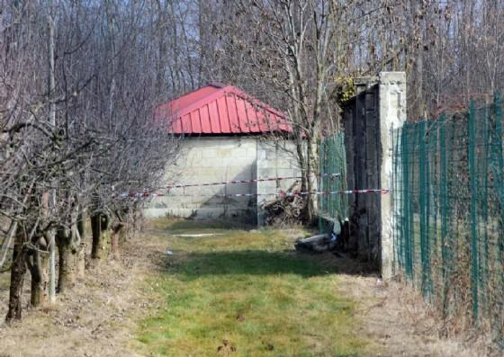 Altra immagine del luogo della tragedia di martedì