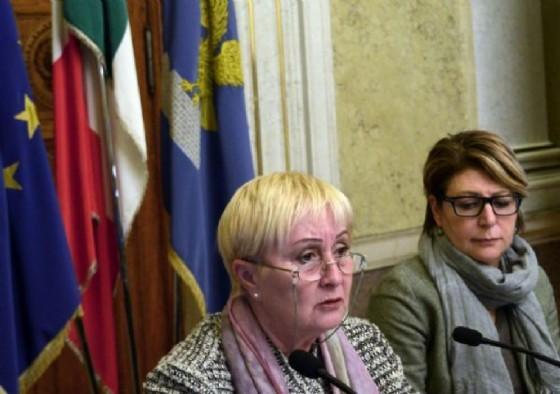 Renata Bagatin (Consigliere regionale) e Maria Sandra Telesca (Assessore regionale Salute)