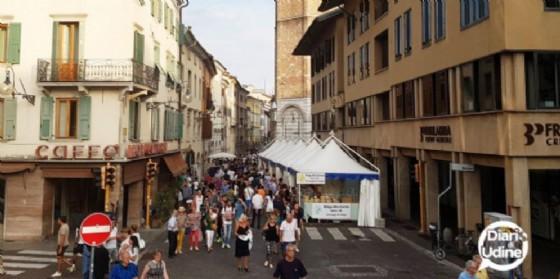 Un anno di eventi nei quartieri cittadini (© Diario di Udine)