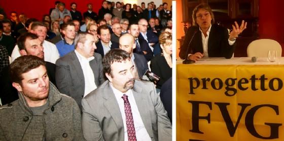 La presentazione di Progetto Fvg a Codroipo (© Progetto Fvg)