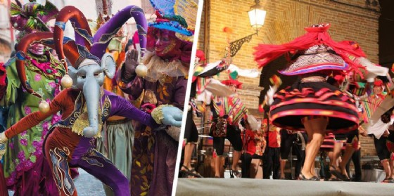 La folle notte e le danze folk (© Diario di Biella)