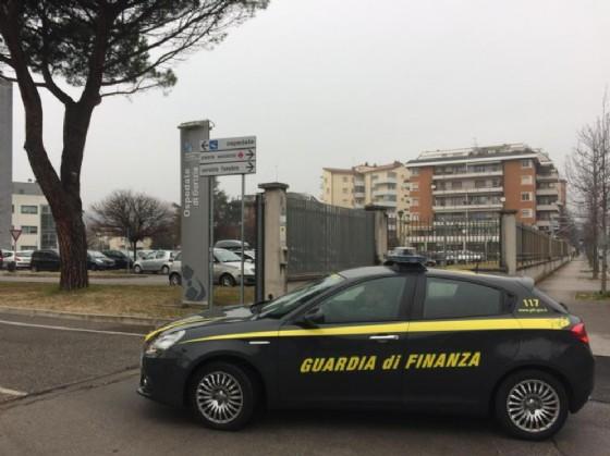 Operazione della Finanza di Gorizia (© Gdf)