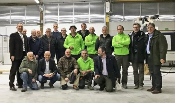 Lo staff di Legnolandia (© Legnolandia)
