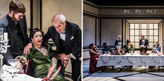 'Souper' di Molnàr al teatro comunale di Cormons (© Teatro comunale di Cormons)