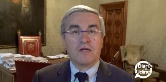 Pietro Fontanini (© Diario di Udine)