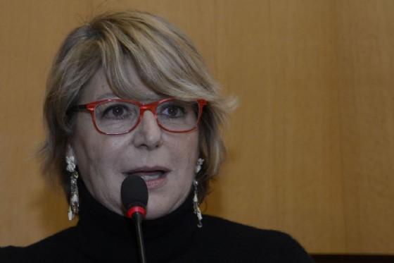 L'assessore Sandra Telesca