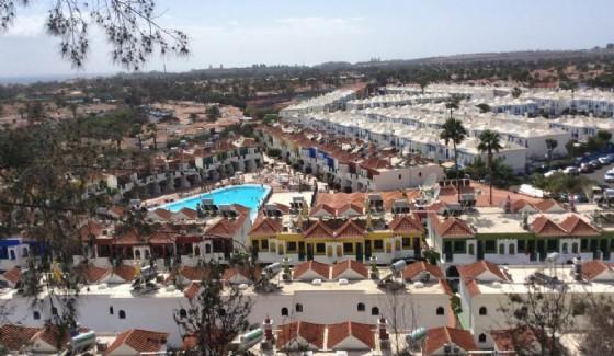 Le abitazioni alle Canarie