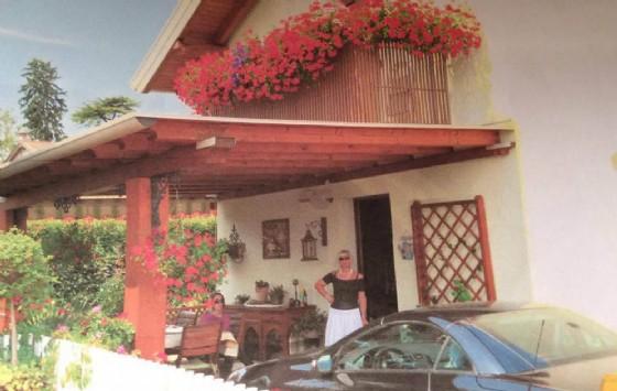 La vecchia casa a Pradamano