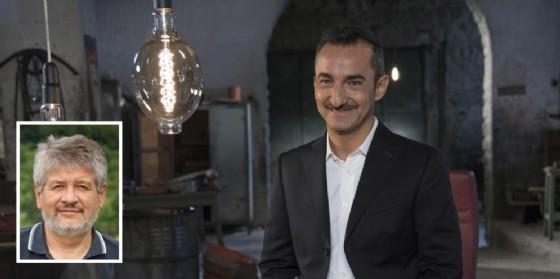 Zamò (IlCam) protagonista di 'Boss in incognito' (© Rai 2)