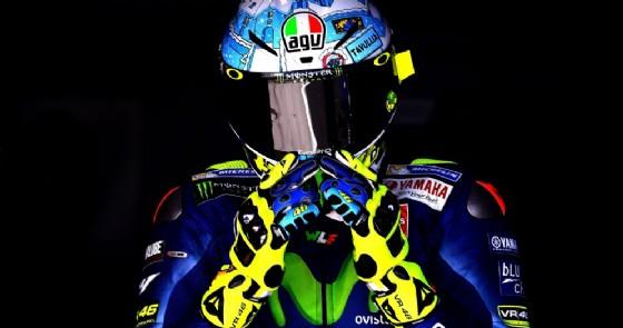 Valentino Rossi (© Michelin)